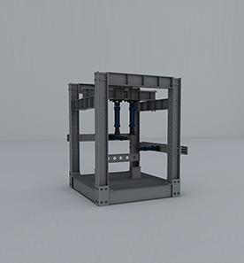 TDW系列多通道模拟加载试验装置