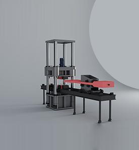 YAJ系列微机控制电液伺服压剪试验机