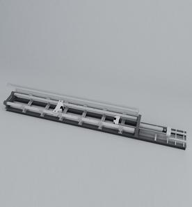 LAW系列微机控制电子/电液伺服卧式拉力试验机