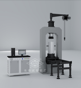 TYJ系列微机控制电液伺服岩石三轴压力试验机